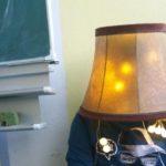 Als ich eine Lampe war