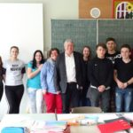 Bundestagsabgeordneter Uwe Schummer besucht unsere Schule